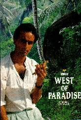 Takes you to 'West of Paradise' page on the website